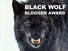Black Wolf Blogger Award