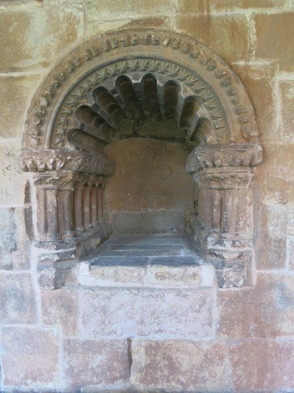 Exterior de San Juan de Rabanera