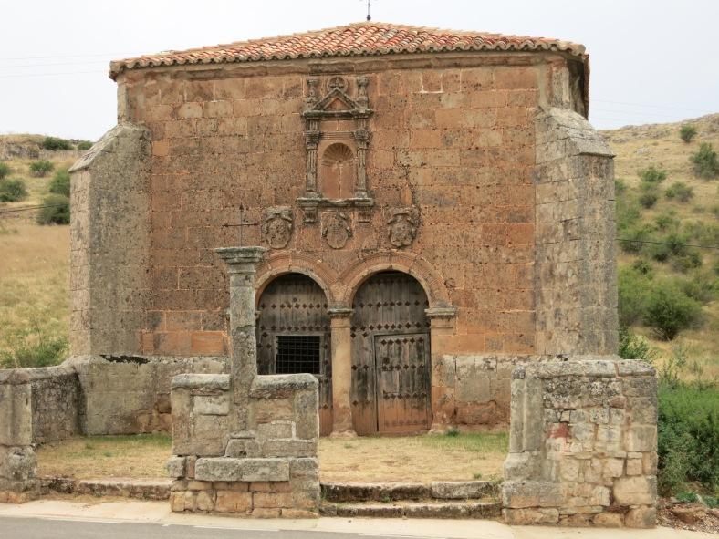 Humilladero en Medinaceli