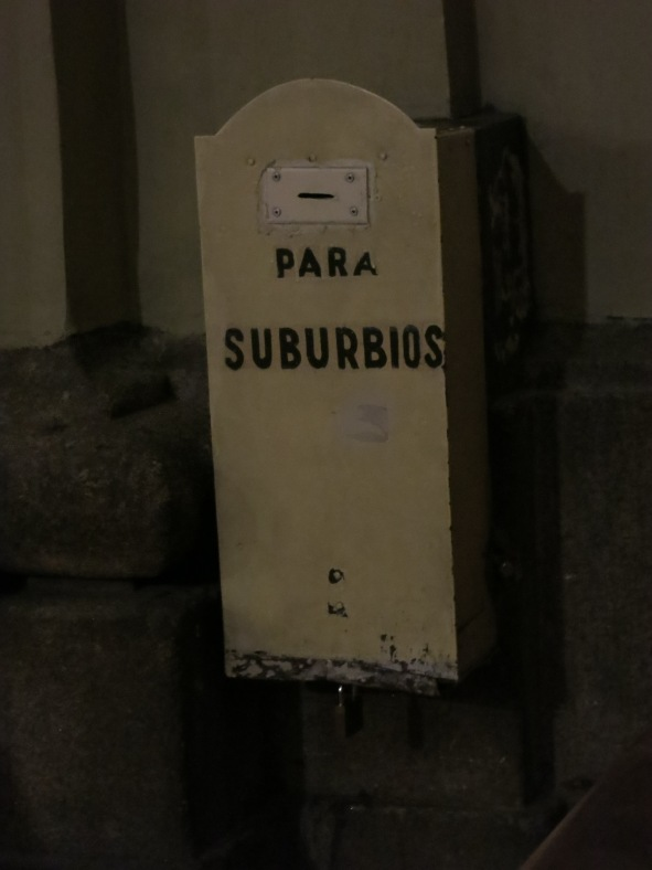 CEPILLO PARA SUBURBIOS II