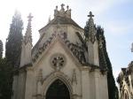 Panteón (Cementerio sacramental de San Justo)