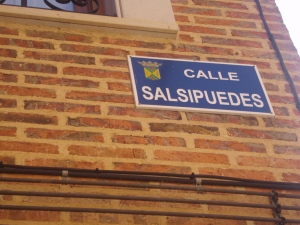 Calle Salsipuedes