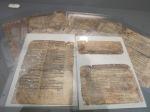 hojas sueltas de Biblia en lengua española