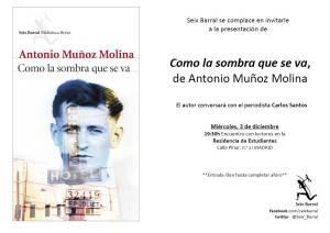 Conferencia Muñoz Molina