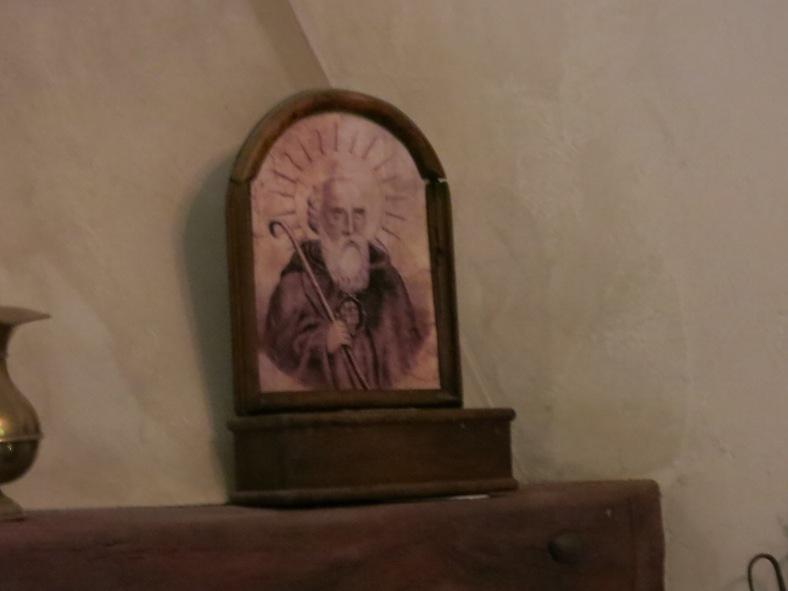 Caja de pedir del Santero