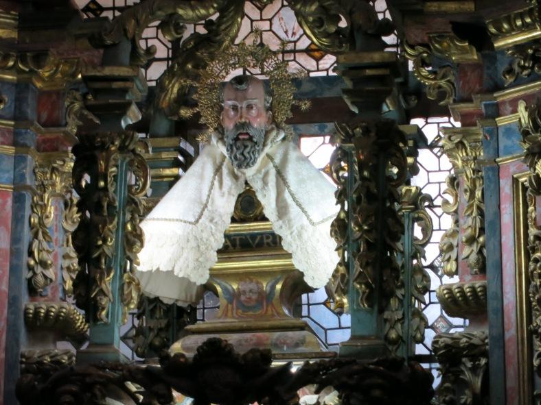 San Saturio XIV