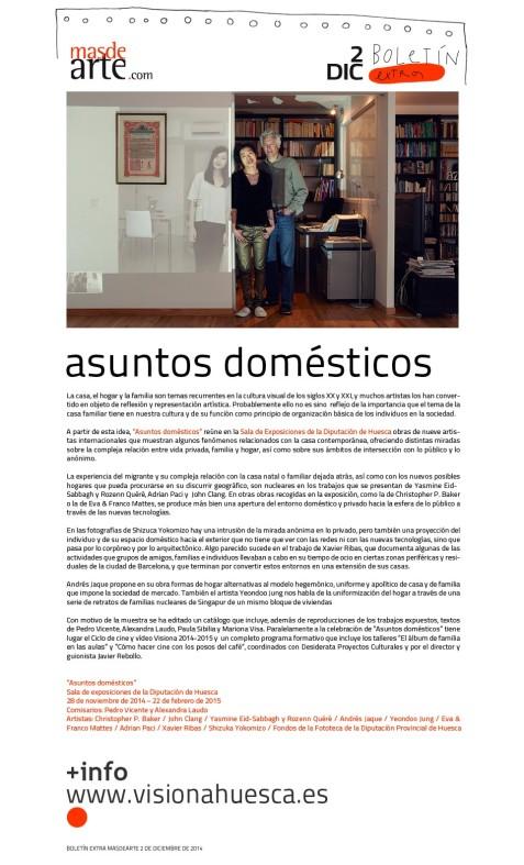 boletin mas de arte- Huesca