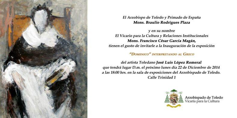 Exposición J.L. López Romeral