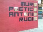 muro poético