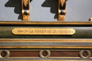 Virgen de la Novena II