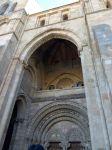 Rincón catedral Avila