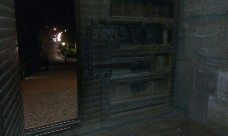 Puerta granadina