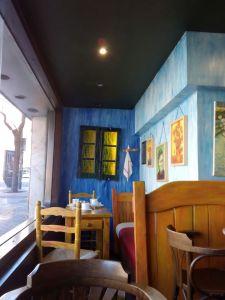 Desayuno con Van Gogh