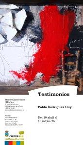 Exposición P. Rodríguez Guy