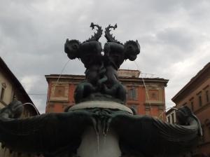 Fuente en Santa Maria