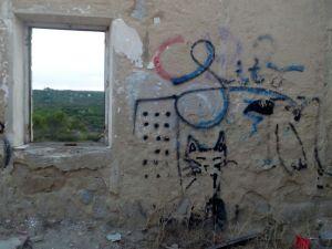 Arte en territorios abandonados