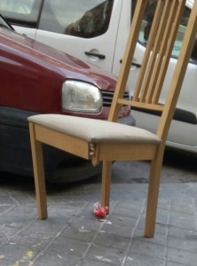 Adopta esta silla