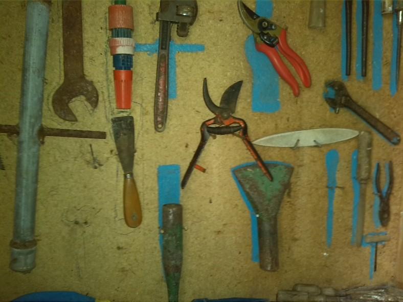 Neceser de carpinteria