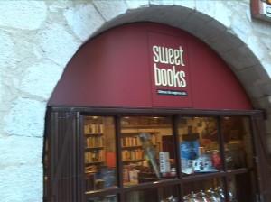 Dulces y Libros