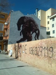 Graffiti Mitológico