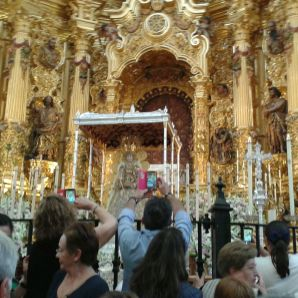 Virgen Rocio