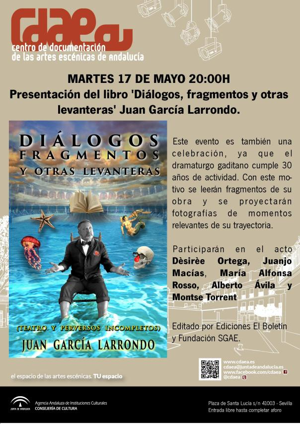 17-05-16, Present. libro de Larrondo