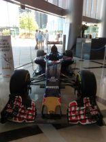 Formula I y aparcamiento