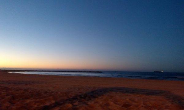 La mar se despierta