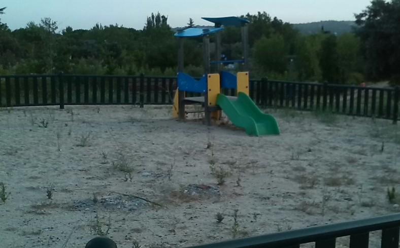 Desierto sin Infancia