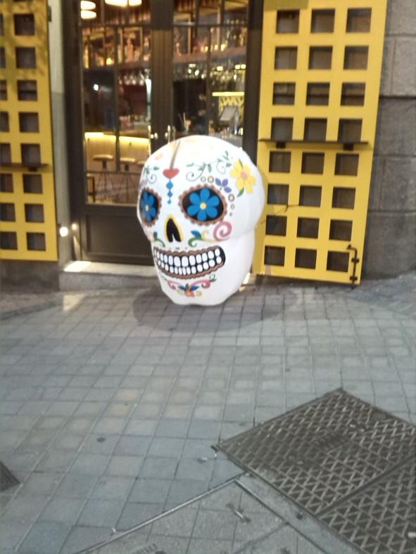 La fiesta de la muerte