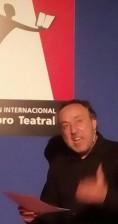 """Lectura Teatral """"Los sacrificios del verraco""""de Manuel Villa-Mabela"""