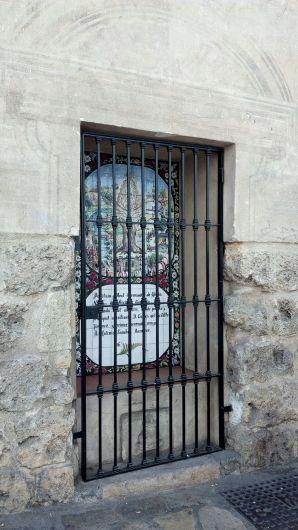 Detalle calle Granada