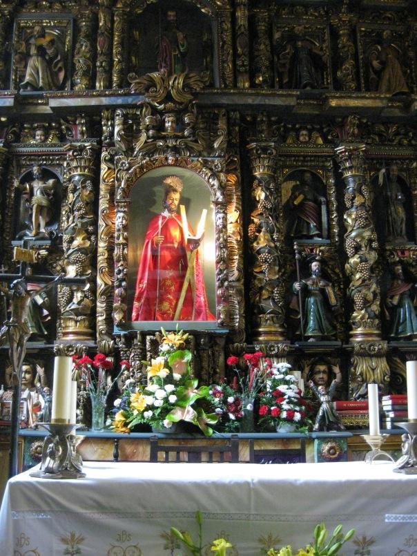 San Andrés Teixedo
