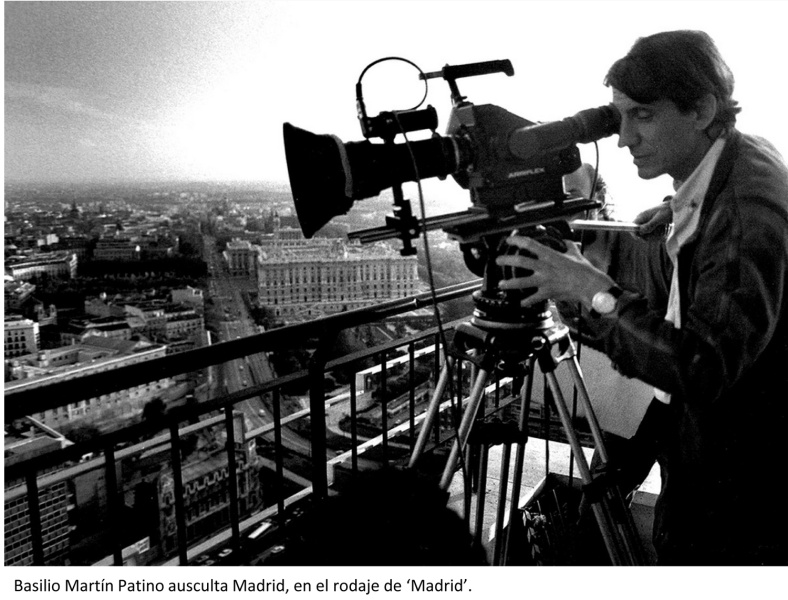 Basilio Martin Patino