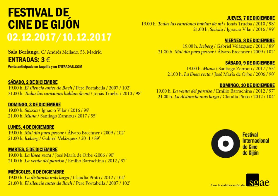 Festival Cine de Gijón