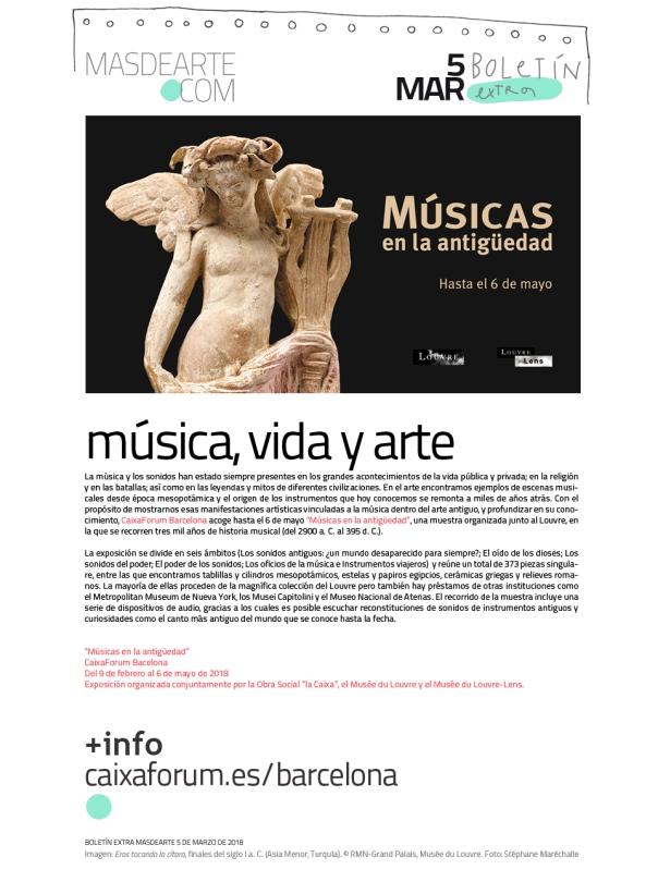musica caixa forum