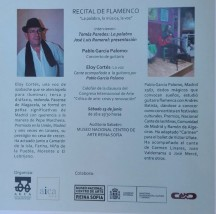 Critica de arte y flamenco