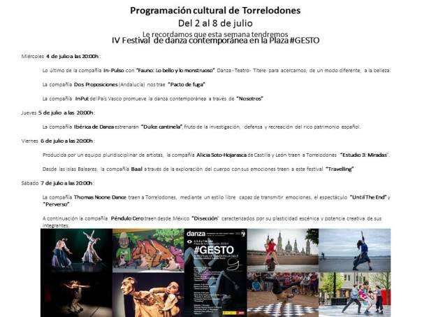 Agenda cultural Torrelodones