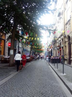 Calle Fiesta