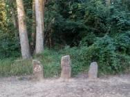 Piedras dibujadas