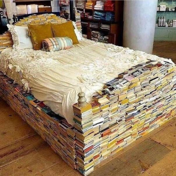 cama libreria