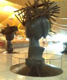 Arte aeropuertos