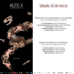 Lectura Mutis de Manuel Villa-Mabela